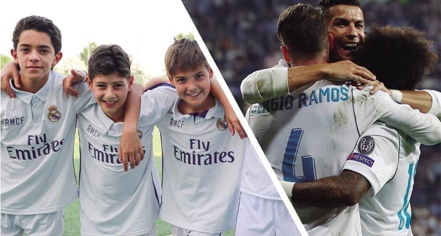 Por noveno año consecutivo vuelven las emociones fuertes al Campus Experience de la Fundación Real Madrid.