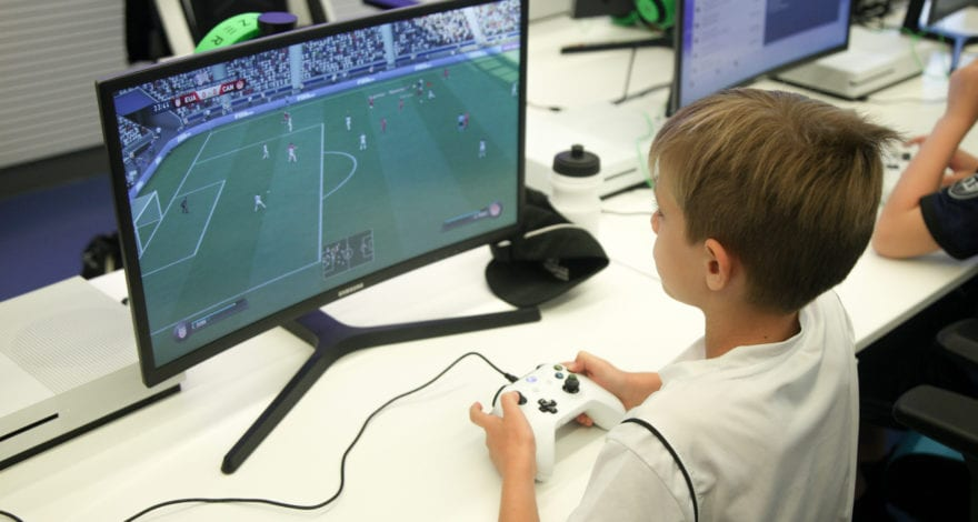 The first edition of the Campus Experience Fundación Real Madrid de Fútbol y  Gaming Responsable was a great success!